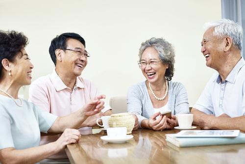 日本語教師養成講座を受講する50代