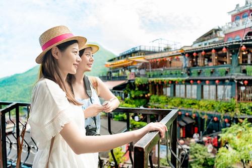 台湾で日本語教師をしながら観光を楽しむ20代女性