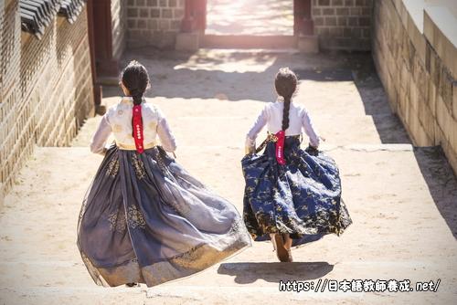 韓国ソウルの日本語学校生徒さん